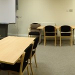 Our fully equipped training room